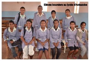 ANKA élèves boursiers